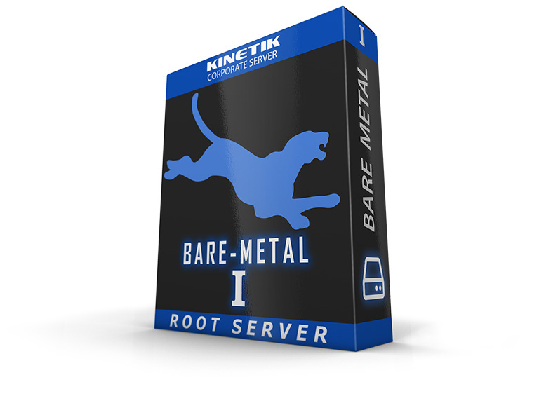 Kinetik DEDICATED SERVER - Bare Metal I